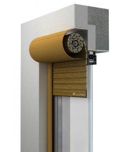 Roleta zewnętrzna Aluprof system OWAL