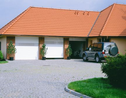 Brama rolowana Aluprof PA77